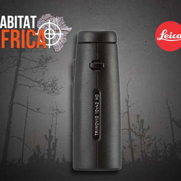 Leica Trinovid 10x42 HD Side View - Habitat Africa | Sport Optics | South Africa
