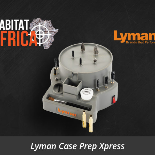Lyman Case Prep Xpress 230 Volt - Habitat Africa | Reloading Equipment | South Africa