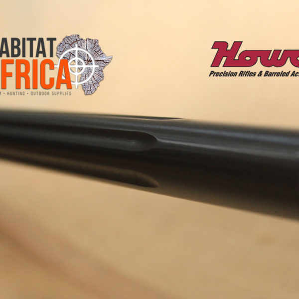 Howa All Weather Varmint 20 inch Fluted Hunting Rifle Barrel Closeup