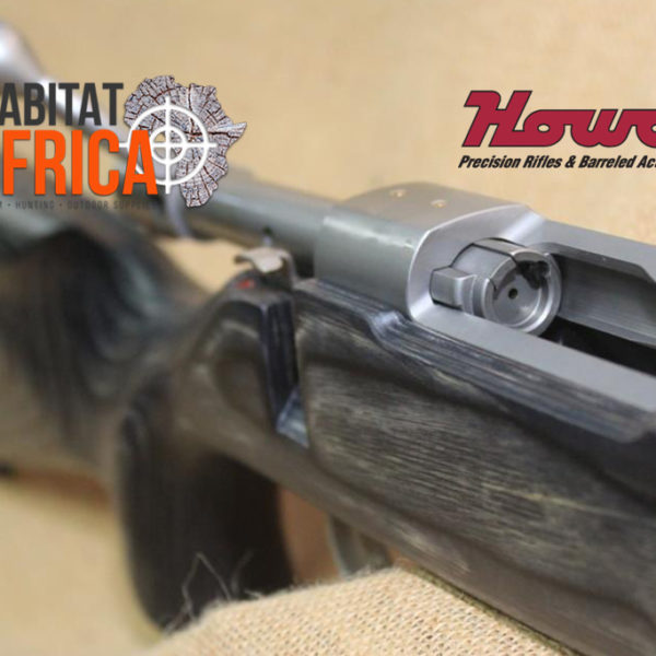 Howa EuroVarmint 24 inch Stainless Steel in Pepper Laminate Stock Bolt Action