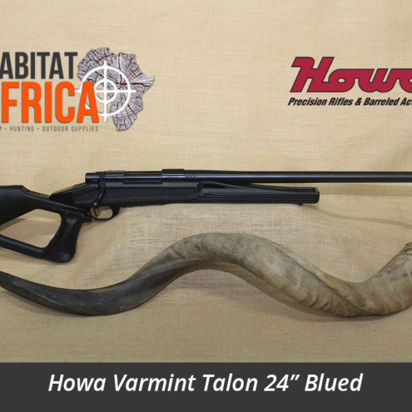 Howa Varmint Talon 24 inch Blued Hunting Rifle