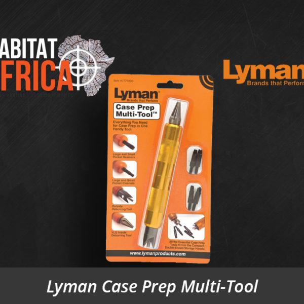 Lyman Case Prep Multi-Tool - Habitat Africa | Reloading Equipment | South Africa