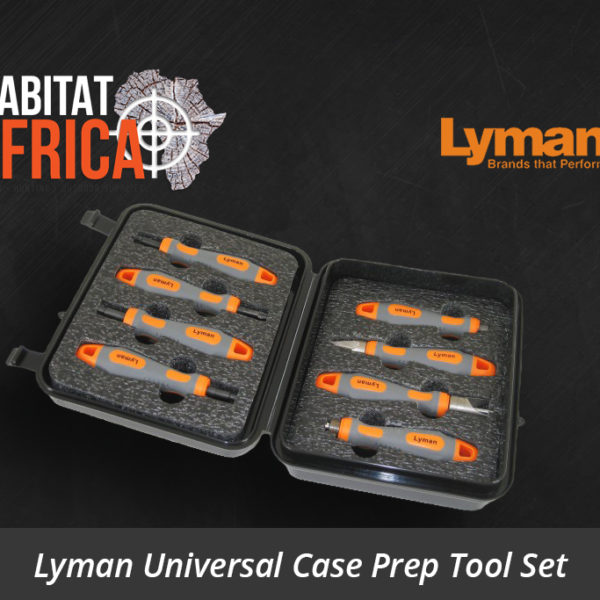 Lyman Universal Case Prep Accessory Tool Set - Habitat Africa | Reloading Equipment | South Africa