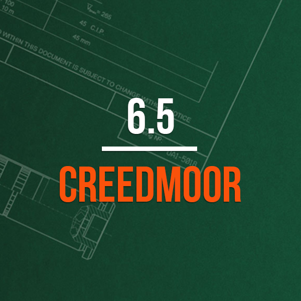 6.5 Creedmoor Hunting Rifle Caliber - 6.5 Creedmoor Brass - Habitat Africa | Gun Shop | South Africa