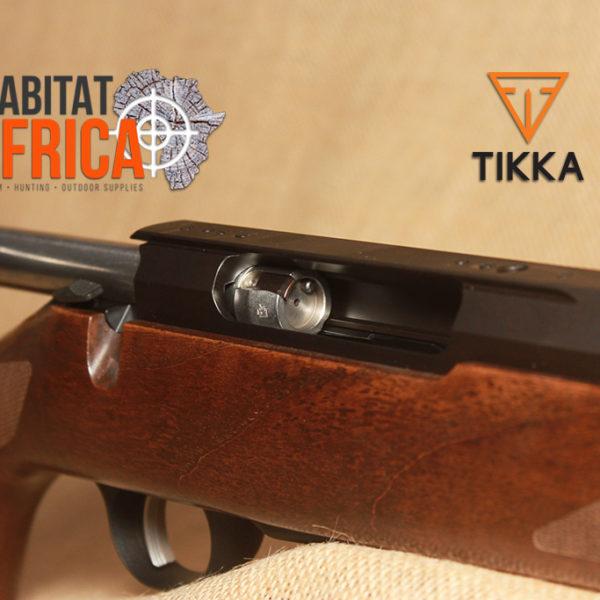 Tikka T3x 6.5x55 Hunter Rifle Bolt Action