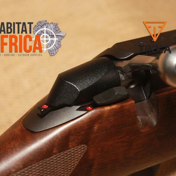 Tikka T3x 6.5x55 Hunter Rifle Safety