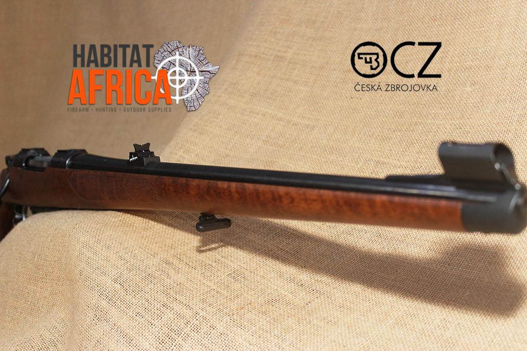 CZ 550 Lux Full Stock 308 Winchester