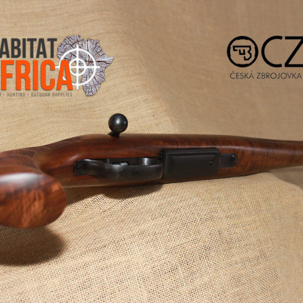 CZ 550 Lux Full Stock 308 Winchester Rifle Grip and Trigger