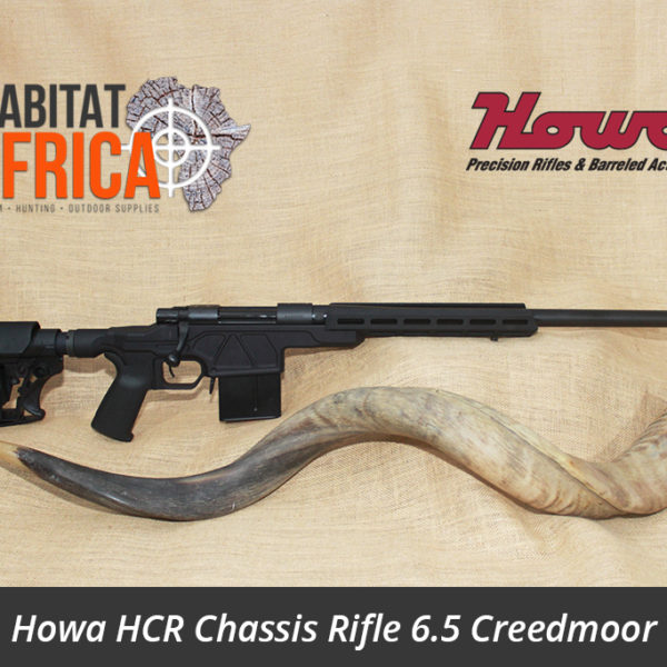 Howa HCR Chassis Rifle 6.5 Creedmoor - Habitat Africa | Gun Shop | South Africa