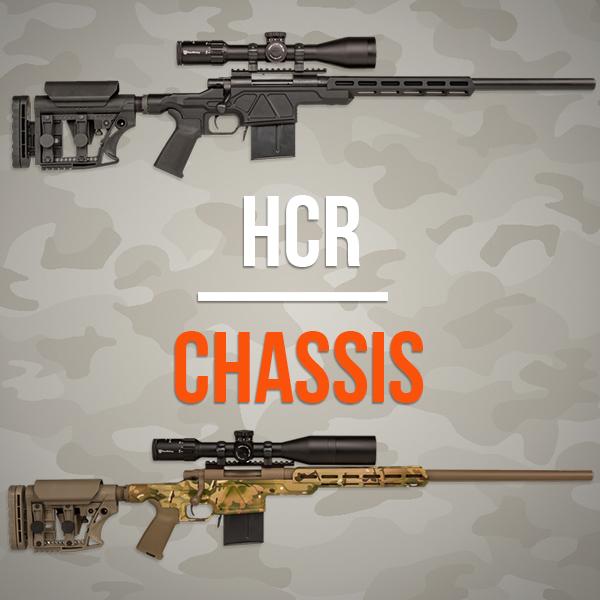 Howa HCR Chassis Rifle