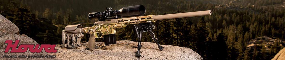 Howa HCR Chassis Rifles