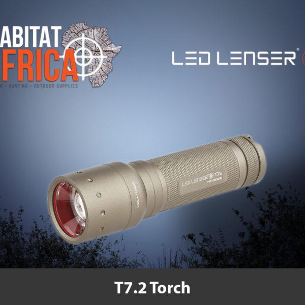 LED Lenser T7.2 Torch Tan