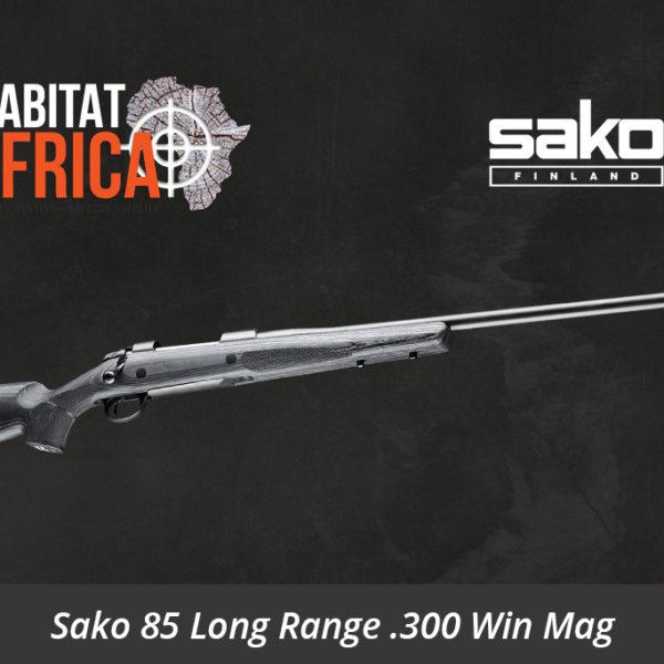 Sako 85 Long Range 300 Winchester Magnum Rifle