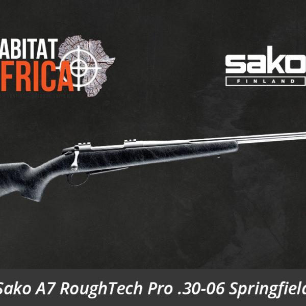 Sako A7 RoughTech Pro 30-06 Springfield Rifle