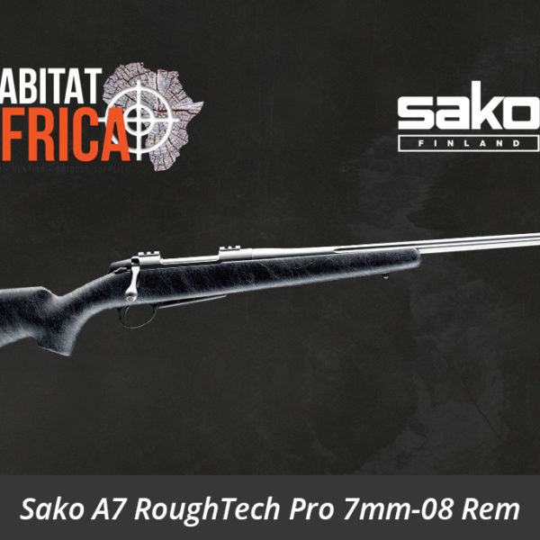 Sako A7 RoughTech Pro 7mm-08 Remington Magnum Rifle