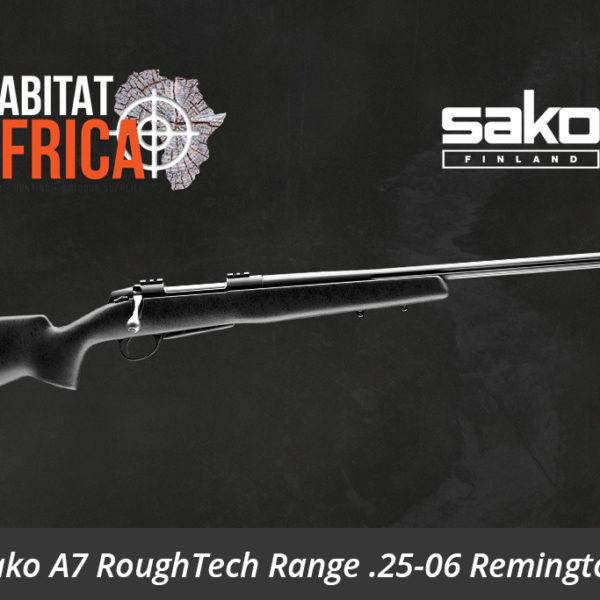 Sako A7 RoughTech Range 25-06 Remington Rifle
