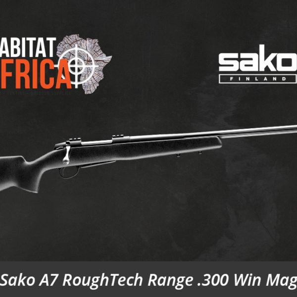 Sako A7 RoughTech Range 300 Winchester Magnum Rifle