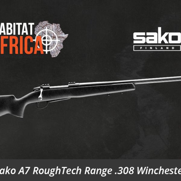 Sako A7 RoughTech Range 308 Winchester Rifle