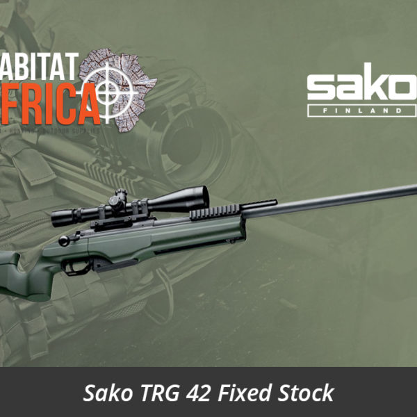 Sako TRG 42 Fixed Stock