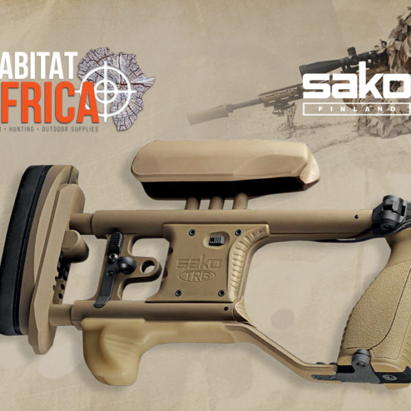 Sako TRG M10 Sniper Rifle Folding Stock
