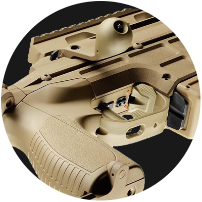 Sako TRG M10 338 Lapua Magnum Sniper Rifle Trigger Mechanism