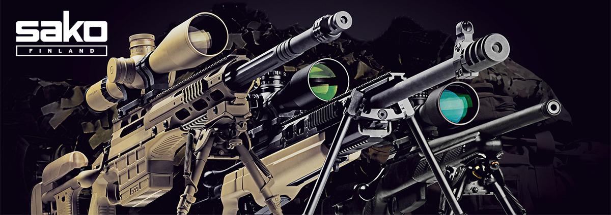 Sako TRG M10 Sniper Rifles