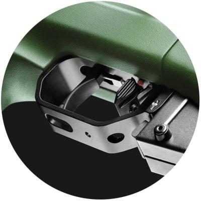 Sako TRG 42 Trigger Mechanism