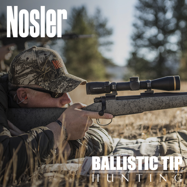 Ballistic Tip Hunting