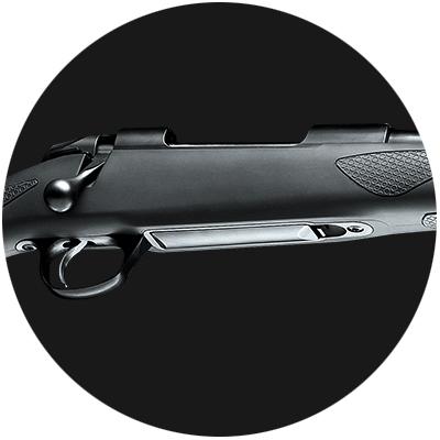 Sako 85 Black Bear Rifle Action