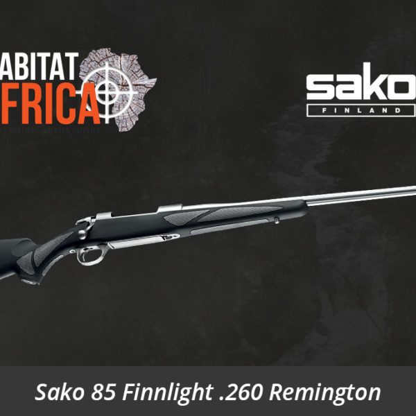 Sako 85 Finnlight 260 Remington Rifle