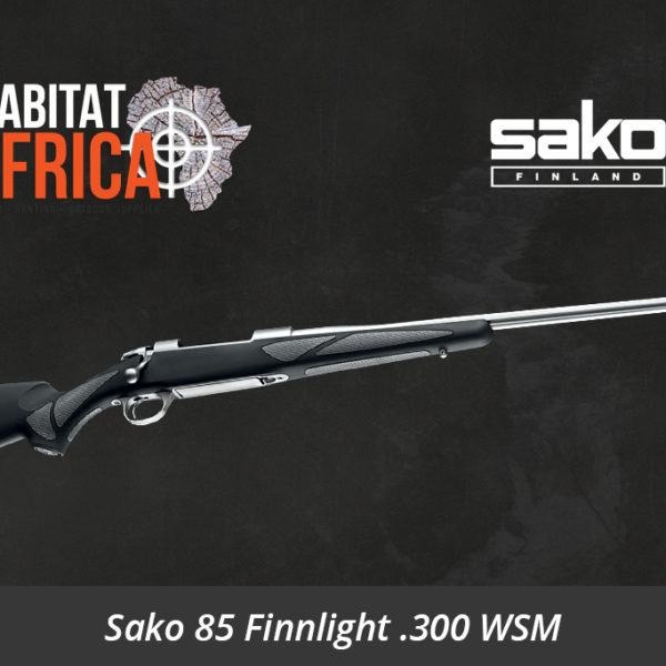 Sako 85 Finnlight 300 WSM Hunting Rifle