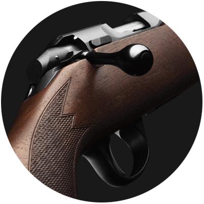 Sako FinnFire II Rifle Barrel Safety