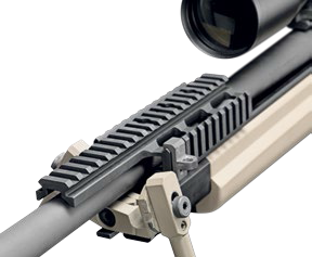 Sako TRG 42 Rifle Picatinny Rails