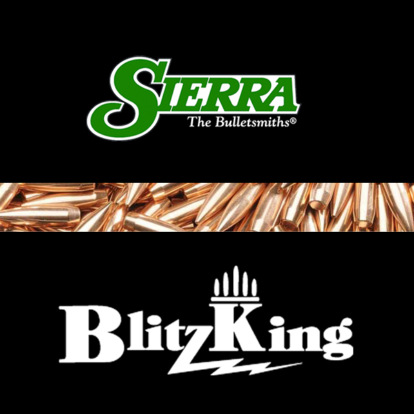 Sierra BlitzKing Bullets - Habitat Africa | Gun Shop | South Africa