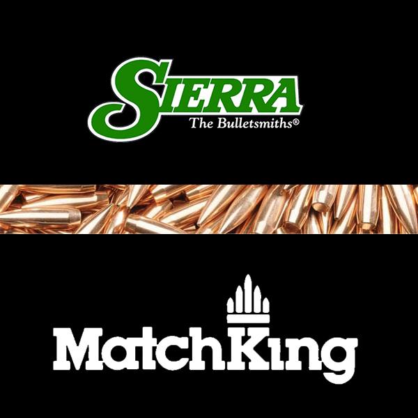 Sierra MatchKing Bullets & Sierra Tipped MatchKing Bullets - Habitat Africa | Gun Shop | South Africa