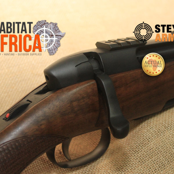 Steyr Mannlicher Classic II Halfstock 300 Win Mag Hunting Rifle Trigger