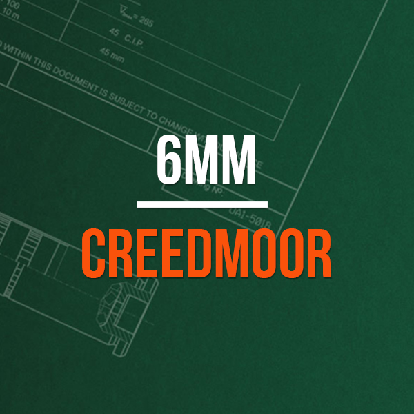 6mm Creedmoor Hunting Rifle Caliber | 6mm Creedmoor Reloading Brass Caliber