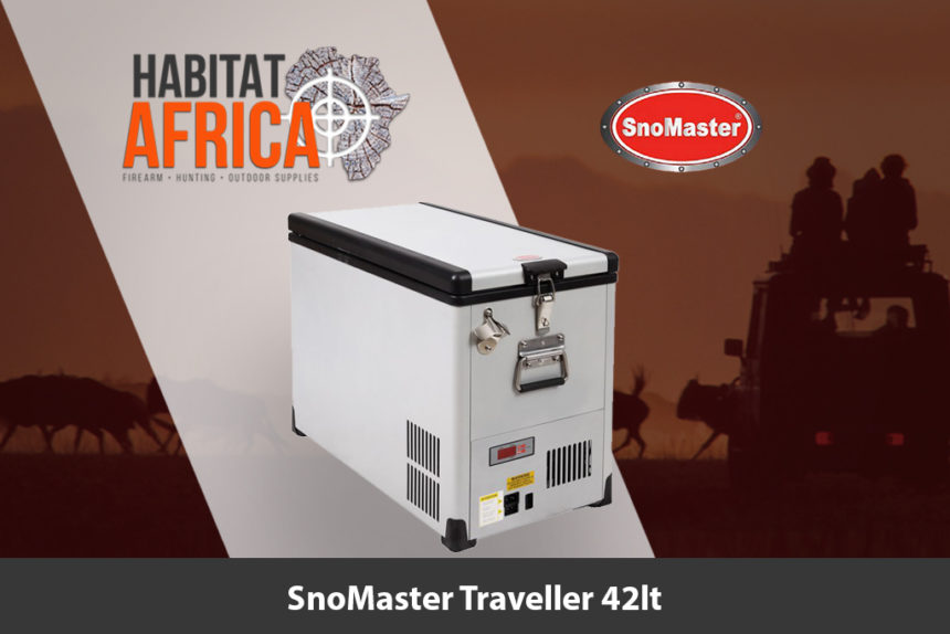 SnoMaster Traveller 42 Litre Fridge/Freezer - Habitat Africa | Camping & Outdoor | South Africa