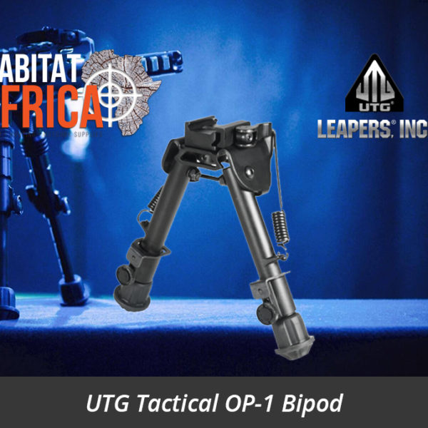 UTG Tactical OP-1 Bipod - Habitat Africa | Gun Shop | South Africa