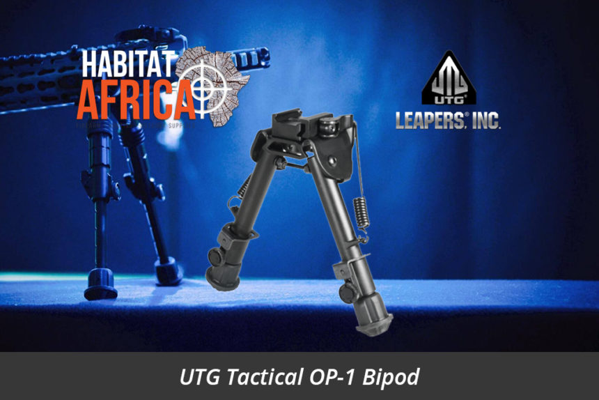 UTG Tactical OP-1 Bipod - Habitat Africa   Gun Shop   South Africa