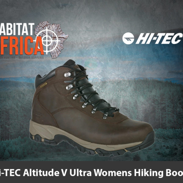 Hi-TEC Altitude V Ultra Womens Hiking Boots - Habitat Africa | Ladies Hiking Footwear | South Africa