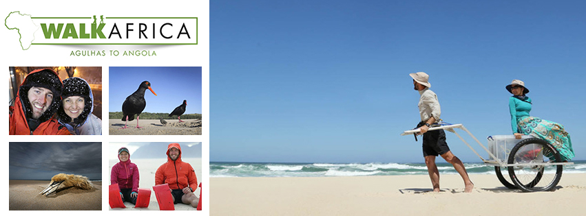 Walk Africa - Agulhas to Angola