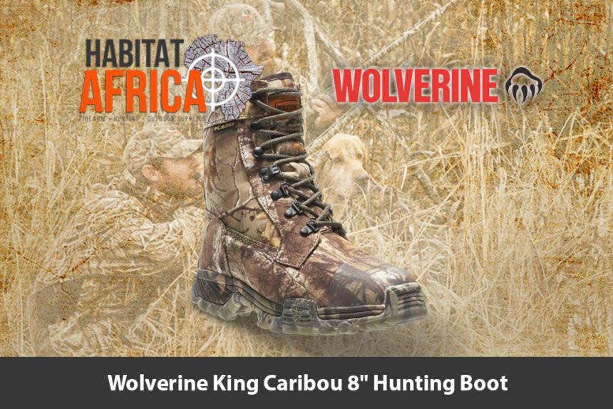Wolverine King Caribou 8