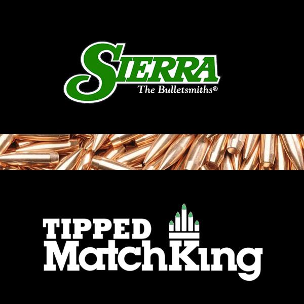 Sierra Tipped MatchKing Bullets - Habitat Africa | Gun Shop | South Africa