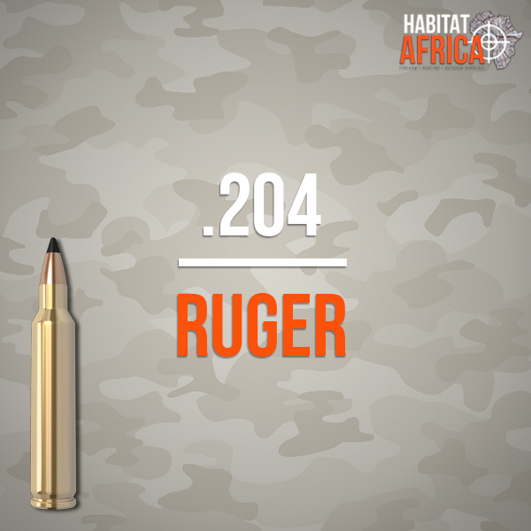 Howa 204 Ruger Rifle Caliber