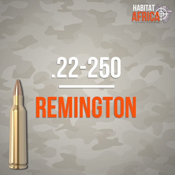 Howa 22-250 Remington Rifle Caliber