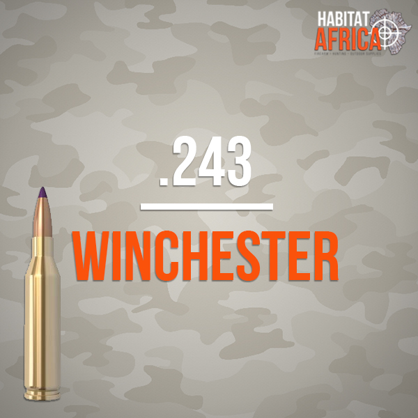 Howa 243 Winchester Rifle Caliber