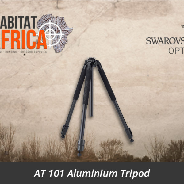 Swarovski AT 101 Aluminium Tripod - Habitat Africa | Gun Shop | South Africa