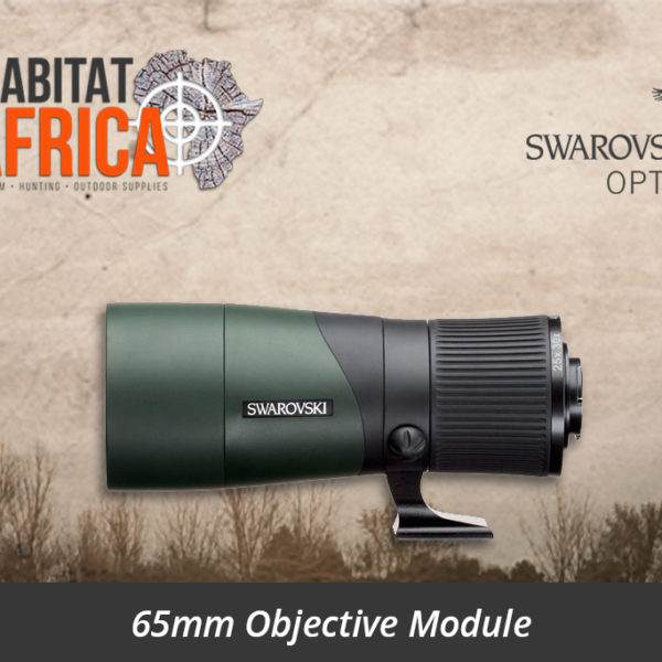 Swarovski ATX Spotting Scope 65mm Objective Module 25-60x - Habitat Africa | Gun Shop | South Africa