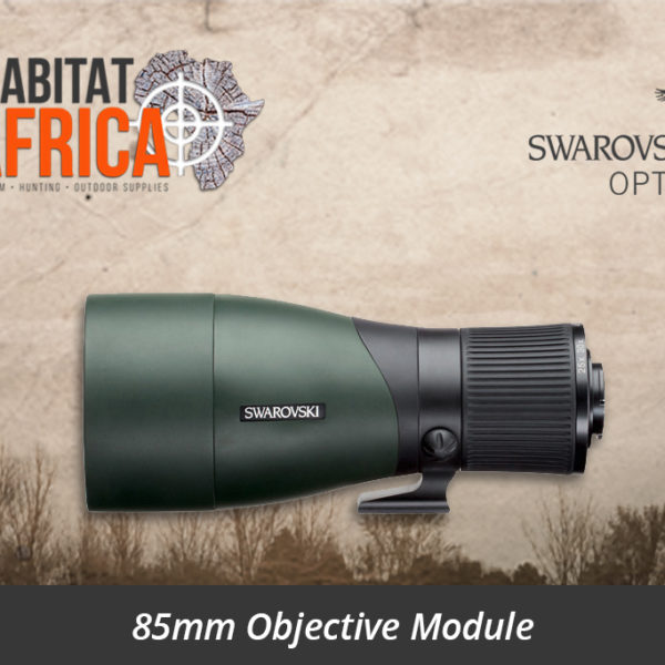 Swarovski ATX Spotting Scope 85mm Objective Module 25-60x - Habitat Africa | Gun Shop | South Africa